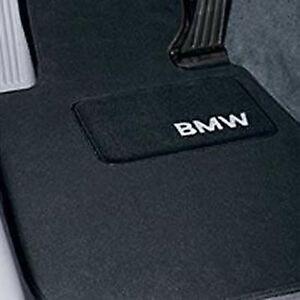 Bmw Car Mats Ebay >> Bmw Floor Mats For 7 Series 740i E38 1994 2001 Set Of 4 Black