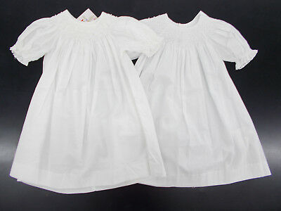 /& Girls Mom /& Me Assorted Hand Smocked Dress Size 3 Months Toddler 6X Infant