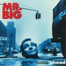 Mr. Big Bump ahead (1993) [CD]
