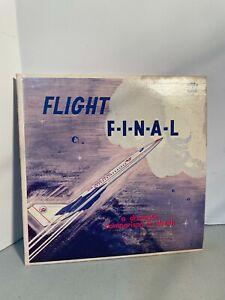 Forrest McCullough-Flight Final A Dramatic Comparison to Death vinyl LP VG/VG