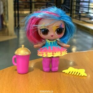 with-dress-Lol-Surprise-Splatters-Hairgoals-Makeover-Series-Hairspray-Doll