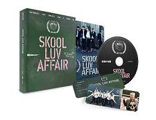 K-POP BTS 2nd Mini Album [SKOOL LUV AFFAIR] CD+115p Photobook+Photocard+Sticker