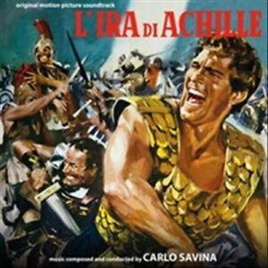 Carlo Savina - L'Ira Di Achille - Digitmovies - CD