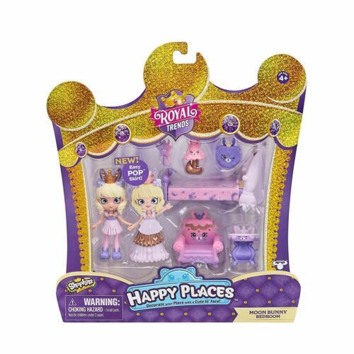 Shopkins Happy Place Royal tendances-un FOURNIS vous choisissez