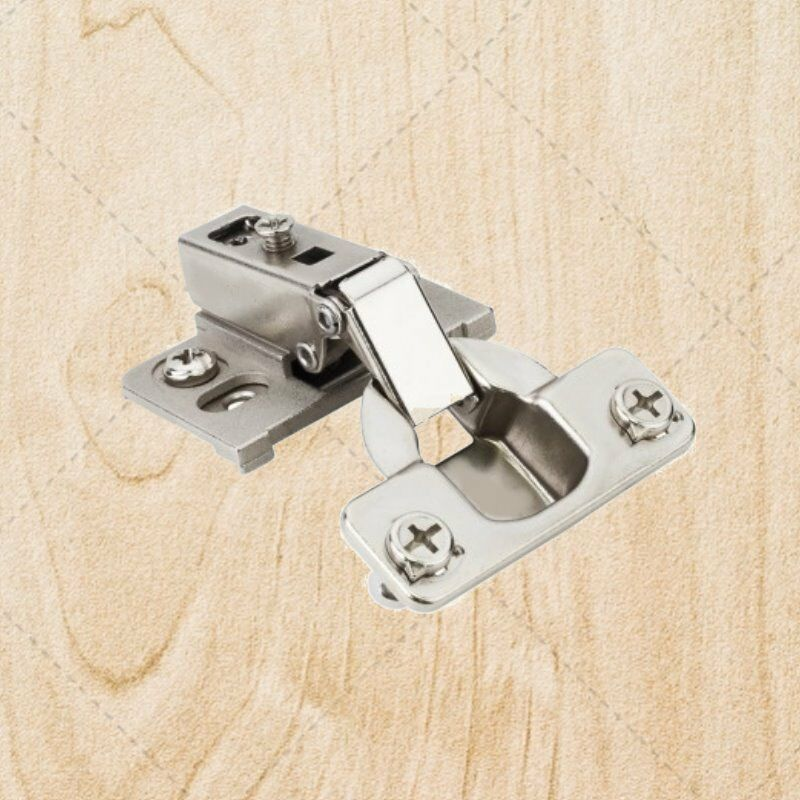 Face Frame Concealed Cabinet Hinges Self Closing 125 deg 1 2 Overlay hd2855-11