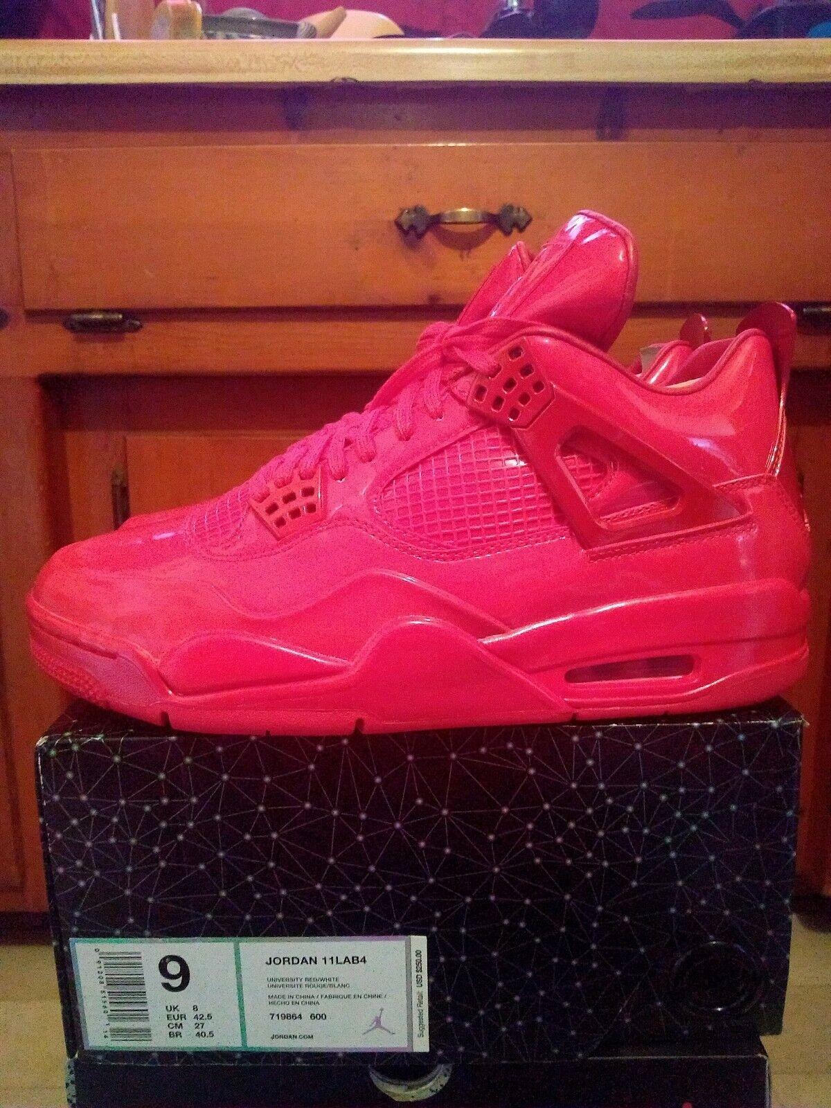 Jordan 11 Lab 4 Red Size 9 DS