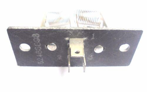 New OEM ACDelco 15-8485 52463893 HVAC Blower Motor Resistor Rear RU373 Astro Van