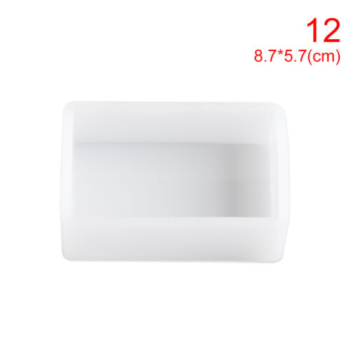 UV Epoxy DIY Craft Silicone Mould Resin Mold Jewelry Making Tools Cube Molds
