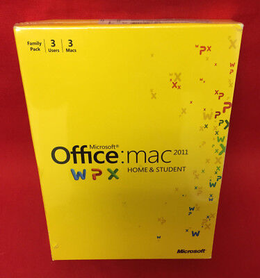 Mac 2017 Home And Student Family Pack