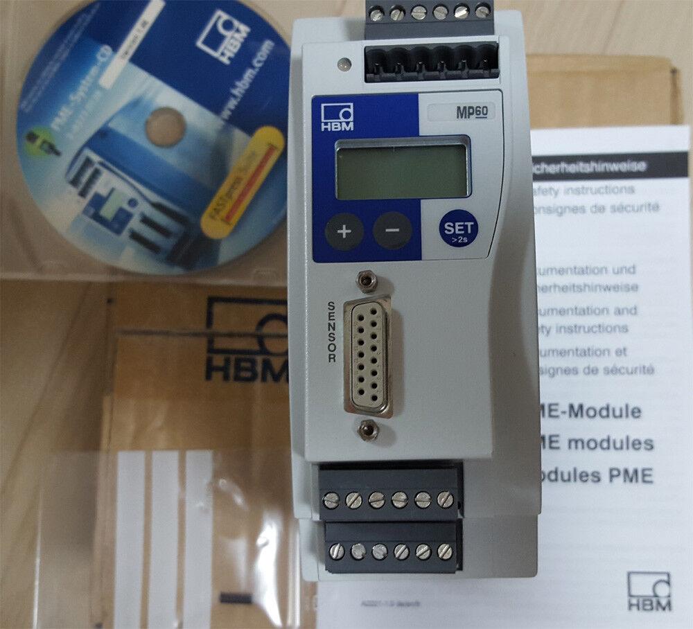 Hottinger Baldwin Messtechnik PME MP55 Frequency Amplifier Module WARRANTY HBM