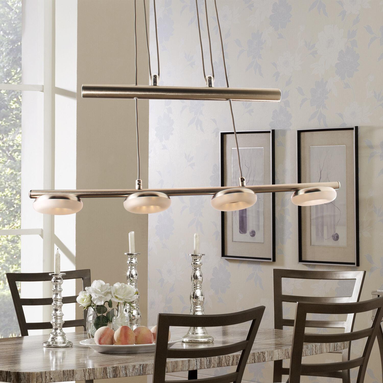 LED lámpara colgante techo regulable en altura lámpara de techo colgante pendelleuchte lámpara de cocina comedor 9356e0