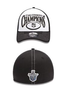 Los-Angeles-Kings-2012-Conference-Champions-Official-Locker-Room-Cap-Hockey-Hat