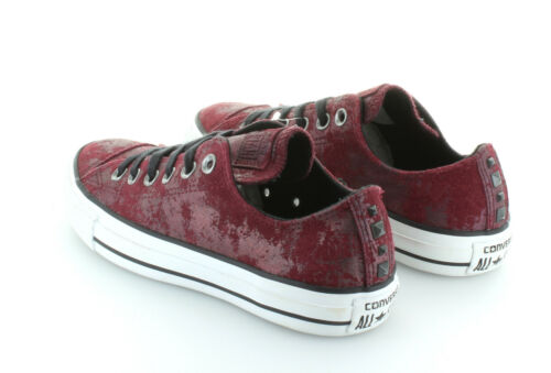 converse ox leather 37