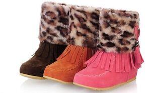 Botines botas zapatos de tacón mujer perno 3 cm como piel cómodo caldi 9061