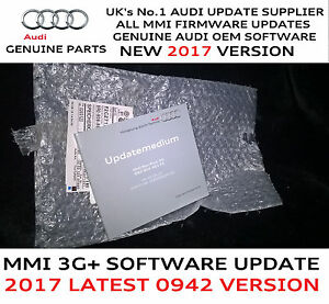 Details about Audi A4 A5 Q5 Q7 MMI 3G+ Plus Genuine Firmware Update 0942 SD  Card For 2019 Maps