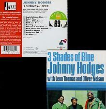 JOHNNY HODGES  3 shades of blues  LEON THOMAS , OLIVER NELSON