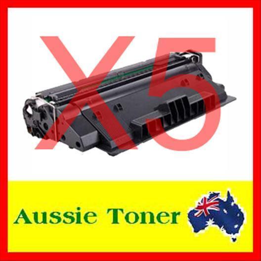 5x CF214A 14A TONER HP Enterprise LaserJet 700 M712dn M712n M712xh M712 M725