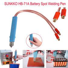 Sunkko Spot Welding Pen 71A for Battery Spot Welder 709A 709AD