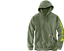CARHARTT-Men-039-s-Authentic-Hooded-Sweatshirt-Signature-Sleeve-Logo-Hoody-k288 thumbnail 22