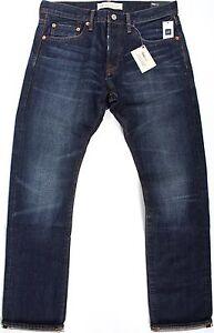 28 Gap 108 Kahara Nuovo X30 slim fit Jeans Selvedge 1969 sbiaditi Japanese rrqxO8g