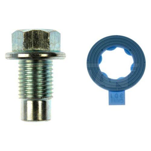 Fits Toyota Tundra 2000-2018 Oil Pan Drain Plug; Engine Oil Drain Plug Plugs