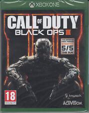 Call of Duty: Black Ops III (Microsoft Xbox One, 2015)