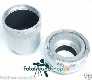 Leica-16464-K-Einstellschnecke-f-VISOFLEX-II-amp-III-16472-Extension-Tube