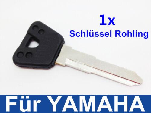Ébauche de Clé pour Yamaha FZR600 GTS1000 TDM850 XT600E Dragstar Clé
