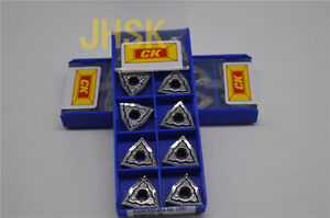 10pcs VCGT160402-AK H01 VCGT330.5-AK H01  Used for Aluminum Superior quality