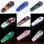 Natural-Quartz-Crystal-Point-quartz-crystal-Smoking-Pipes-obelisk-Healing-Wand-1 thumbnail 1