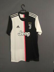 Juventus Jersey 2019 2020 Home MEDIUM Shirt Soccer Adidas DW5455 ig93