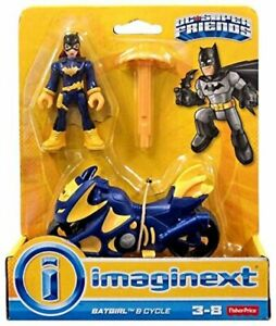 Imaginext DC Super Friends Batgirl and Cycle *BRAND NEW*