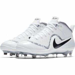 c944f557685 Nike Zoom Trout 4 Men s METAL Baseball Cleats 917837-101 MSRP  140 ...