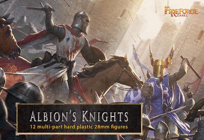 Efficiente Albion's Cavalieri - Fantasy - Fireforge Giochi - 28mm - Ffg014