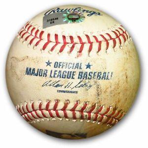 Hanley-Ramirez-Game-Used-Baseball-5-1-13-Dodgers-Foul-Ball-vs-Rockies-EK316546