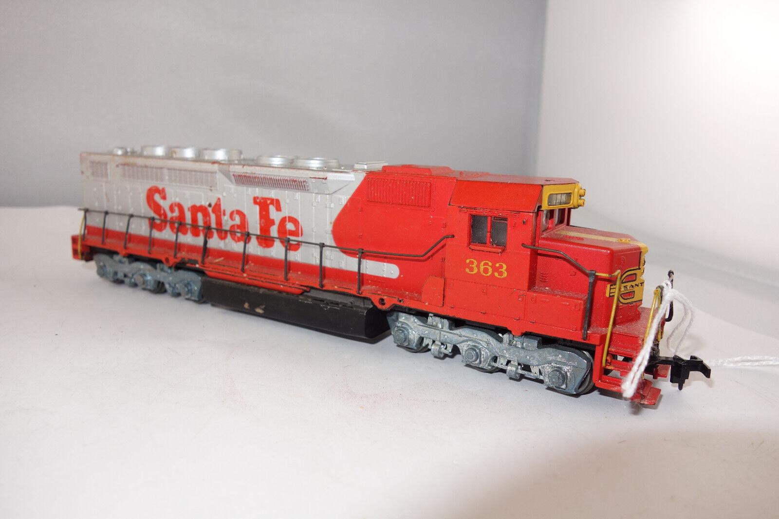 H0 USA Santa Fe DIESEL 6-ACH. DIESEL Fe  363 - w-0014 3efb55