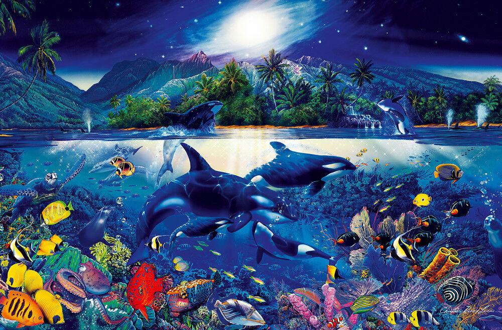 Majestic Kingdom - Giant Art® XXL-Poster Wallpaper 175x115cm - 1-teilig