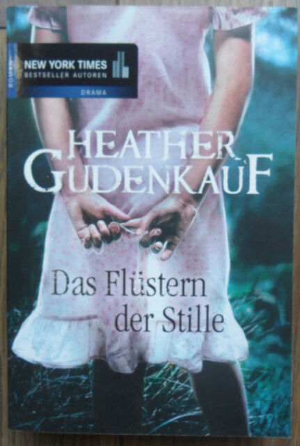 Das Flüstern der Stille von Heather Gudenkauf (2011, Taschenbuch)