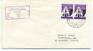 '60 Mv Rsa Ms Capetown Kaapstad Sanae Germany Polar Antarctic Cover