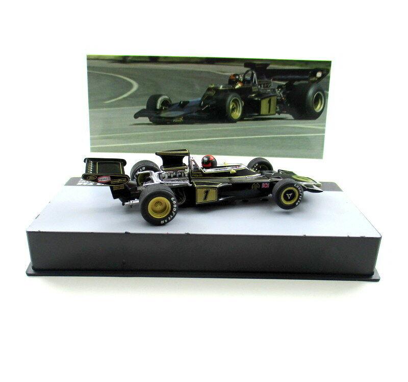1:12 JF Creations Lotus helmet World Champion Fittipaldi 1972