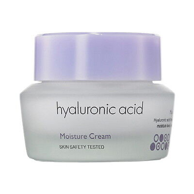 [It's skin] Hyaluronic Acid Moisture Cream 50ml Skin Safety Tested