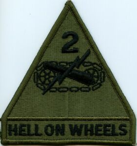 2nd-Armored-Division-subdued-patch-US-Army-surplus-Hell-On-Wheels