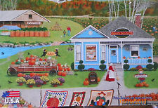 PUZZLE..JIGSAW...LIMVALENCIA...Grandma's Baked Delights..300...Factory Sealed...