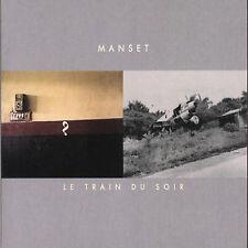 CD-Garard Manset-Le Train du Soir , Nov-2000, Emi)