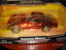 1:18 AM 1963 Chevy Corvette Millenium