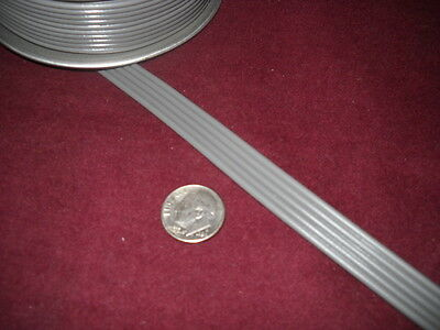 LIONEL GREY 20 FEET FLAT 5 WIRE CABLE FOR LIONEL 282 CRANES
