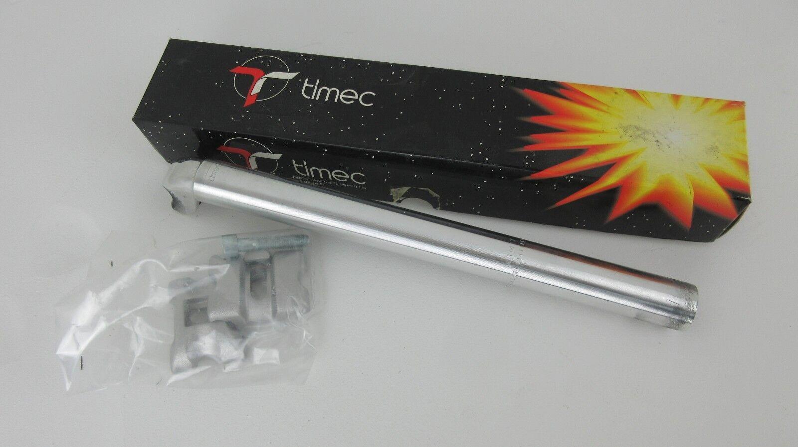 NEW TIMEC TEAM Alloy Seat post, 25,6x300mm, NIB