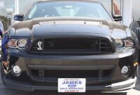 2013-2014 Ford Mustang Shelby Gt500 - Removable Front License Plate Bracket