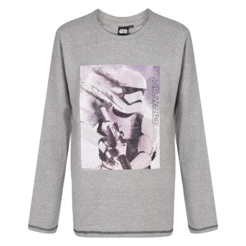 Boys Star Wars Grey T shirt 7-13 years