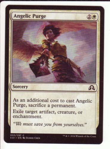 4x Angelic Purge Engelhafte Säuberung Shadows over Innistrad